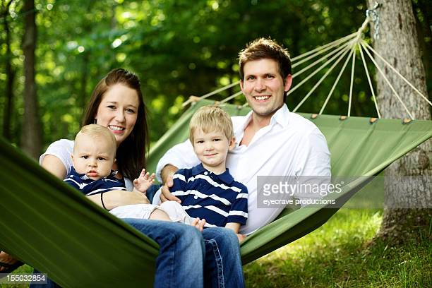 young american family happiness - eyecrave stock pictures, royalty-free photos & images