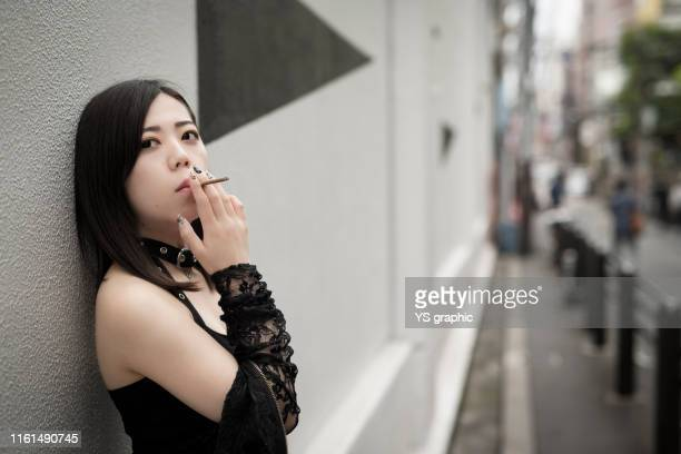 Ladies nicotine Women and
