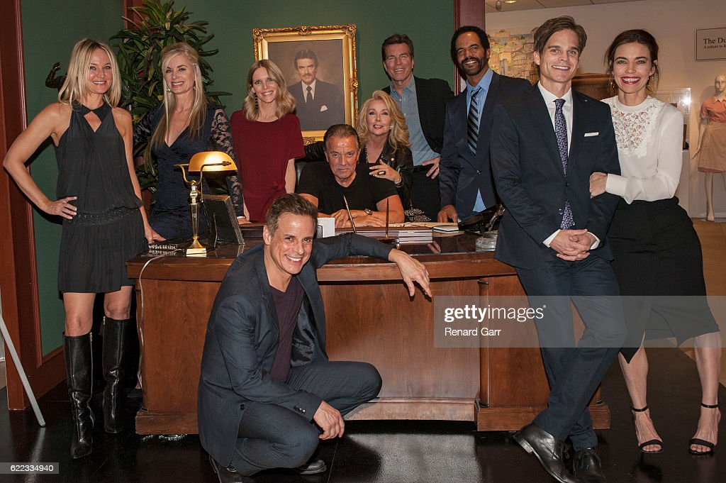 """""""The Young And The Restless"""" Live Script Read And Panel - Arrivals"""