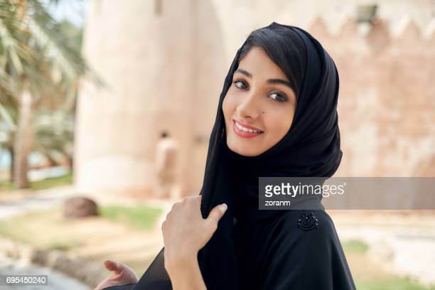 Young Arab woman