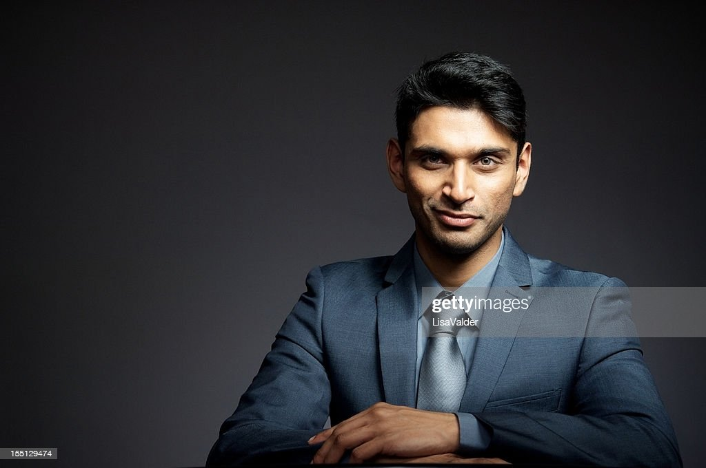 Young Asian Executive : Stock Photo
