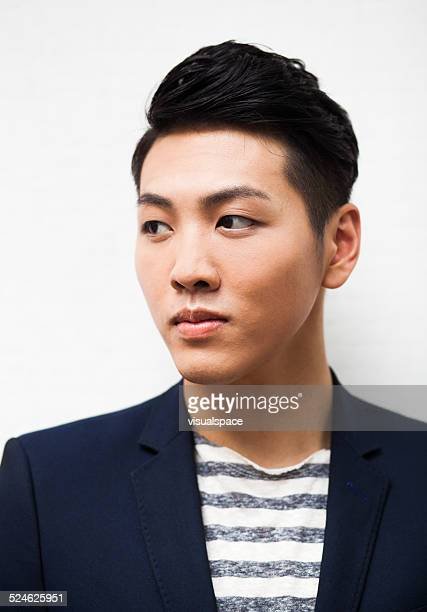 young asian man - handsome chinese men stock pictures, royalty-free photos & images