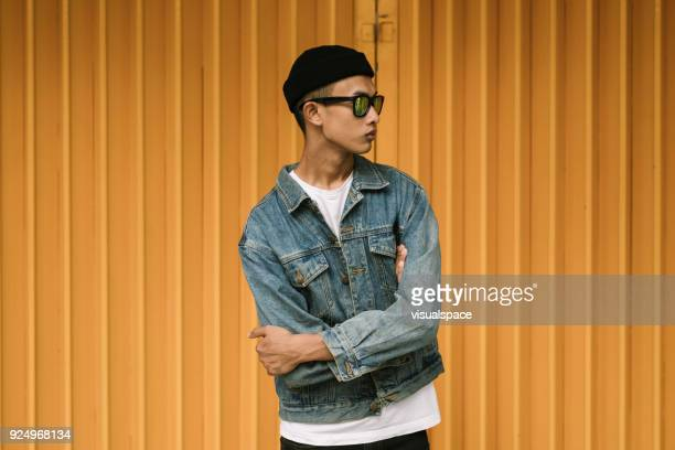 young asian man - generation z stock pictures, royalty-free photos & images