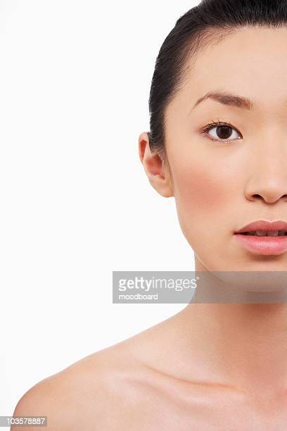 young asian woman - one young woman only stock pictures, royalty-free photos & images