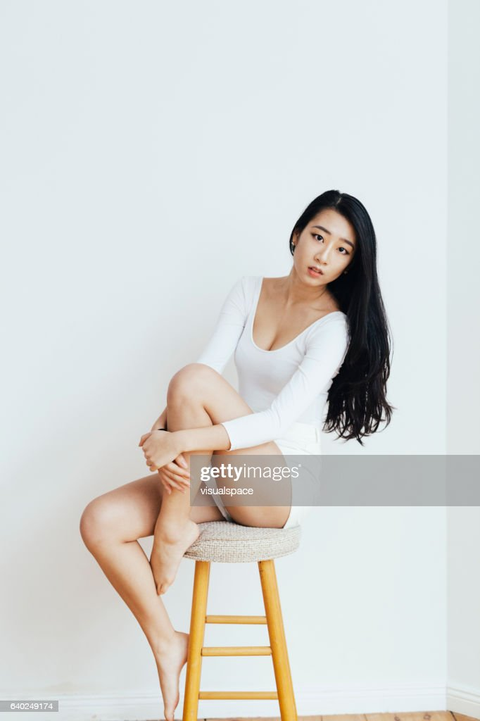 Young Asian Woman : Stock Photo