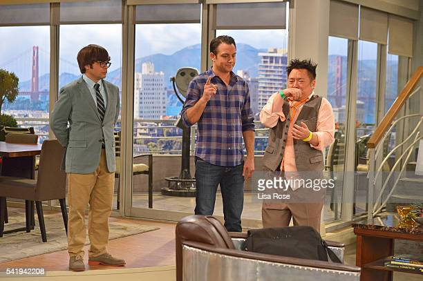 YOUNG HUNGRY Young Assistant Josh hires a new assistant but the rest of the gang don't trust the new guy on a new episode of Young Hungry airing on...