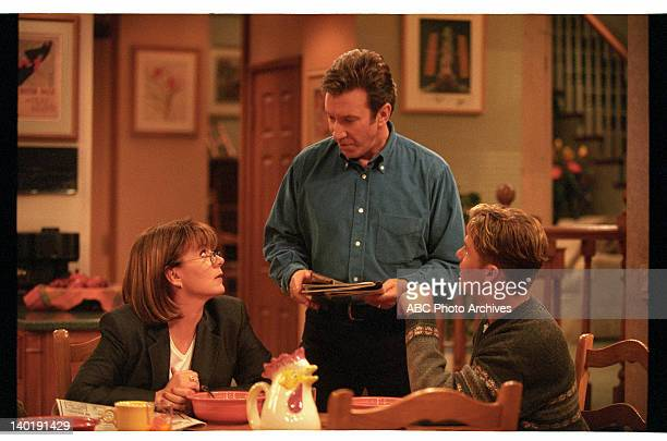 """Young At Heart"""" - Airdate: February 16, 1999. PATRICIA RICHARDSON;TIM ALLEN;ZACHERY TY BRYAN"""