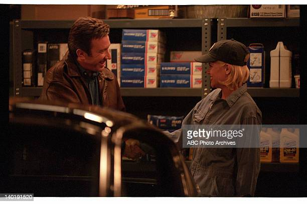 """Young At Heart"""" - Airdate: February 16, 1999. TIM ALLEN;JENNY MCCARTHY"""