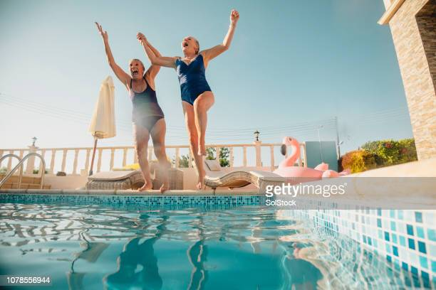 young at heart - cyprus stockfoto's en -beelden