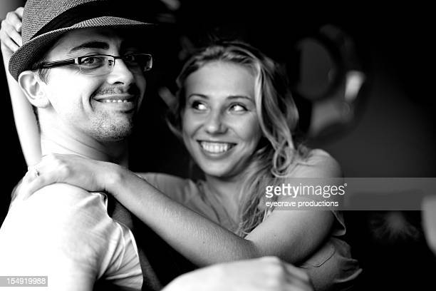 young attractive american couple - eyecrave stock pictures, royalty-free photos & images