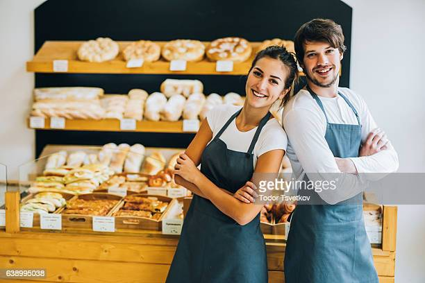 Young bakers