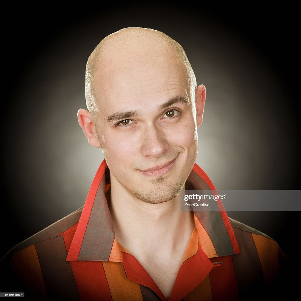 Young bald fanny 8