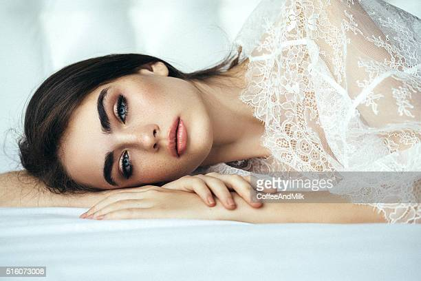 young beautiful woman - beautiful women stock pictures, royalty-free photos & images