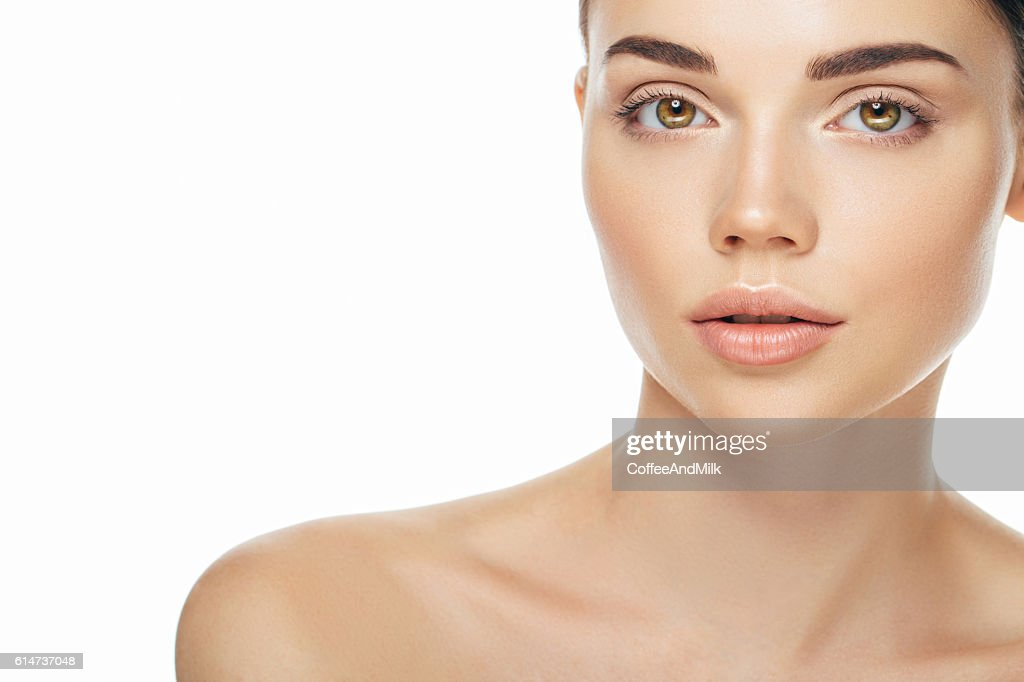 Young beautiful woman : Stock Photo