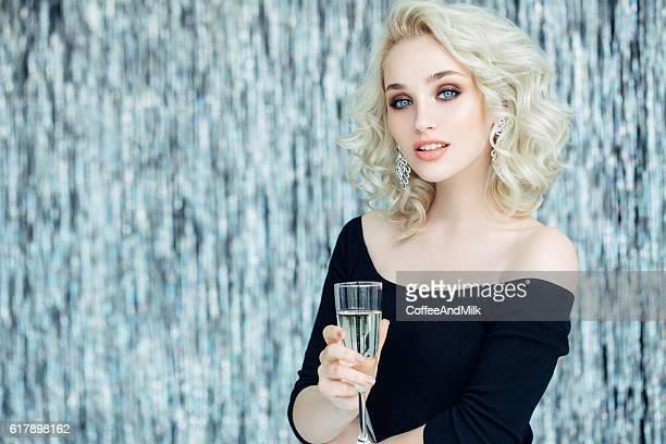 Jeune Belle femme