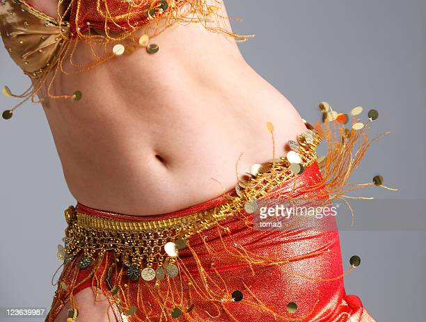 young belly dancer - belly dancing stock photos and pictures