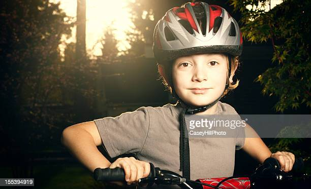 Young Bicyclist