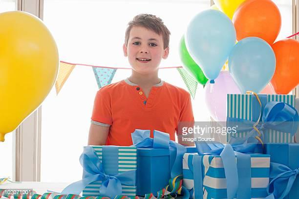 young boy celebrating birthday - borough of lewisham stock pictures, royalty-free photos & images