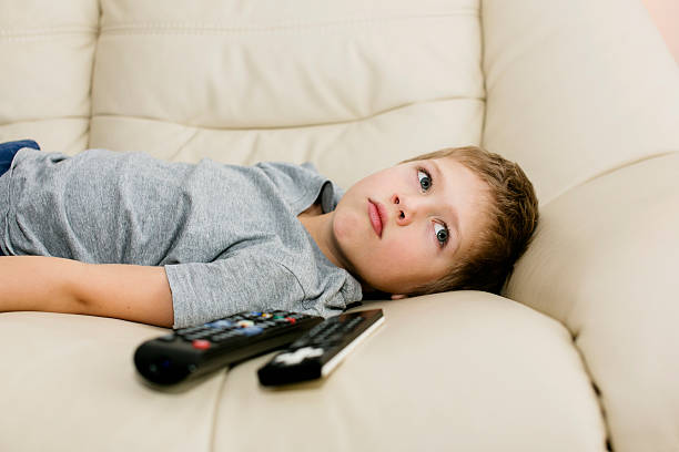 watching television has adverse on children