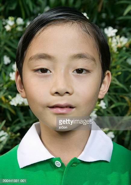 Young boy (6-8) portrait