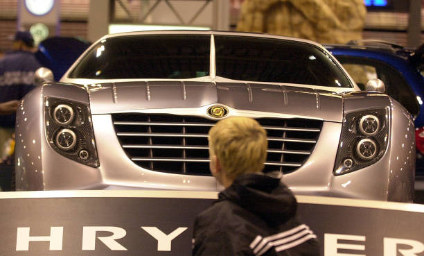 St Louis Auto Show Pictures Getty Images