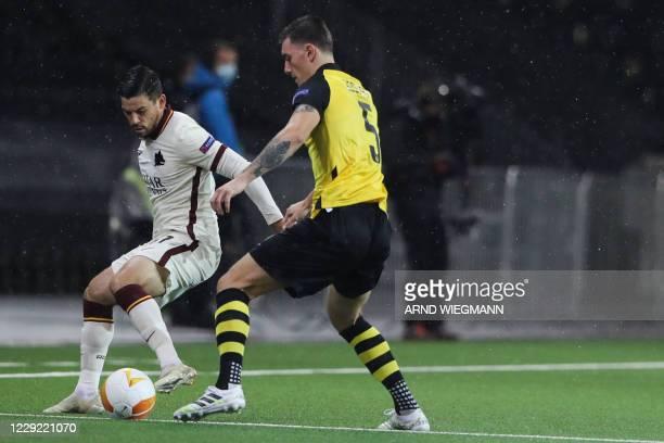 CHE: BSC Young Boys v AS Roma: Group A - UEFA Europa League