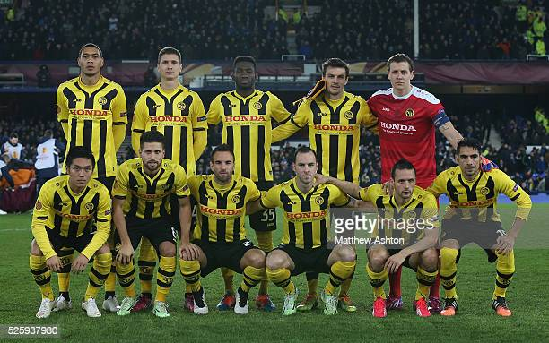 Young Boys team group
