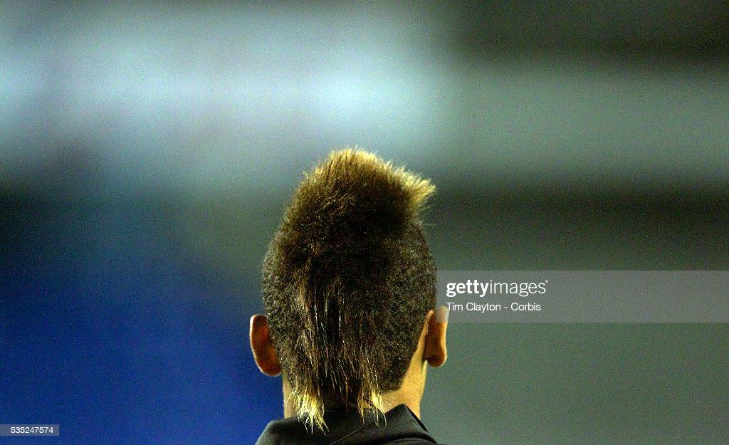 Soccer - Futebol Brasileirao - Fluminense vs Santos - Neymar : News Photo