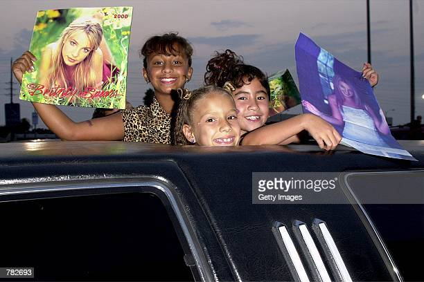 Britney spears limousine pictures