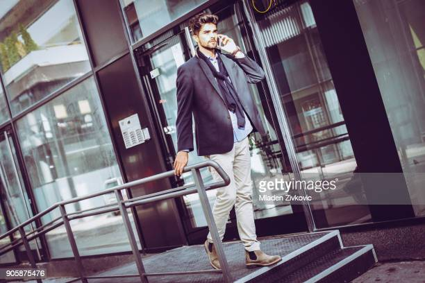 young business man. - one young man only stock pictures, royalty-free photos & images
