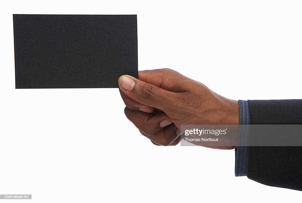All Black Business Cards Stock Photos and Pictures | Getty Images