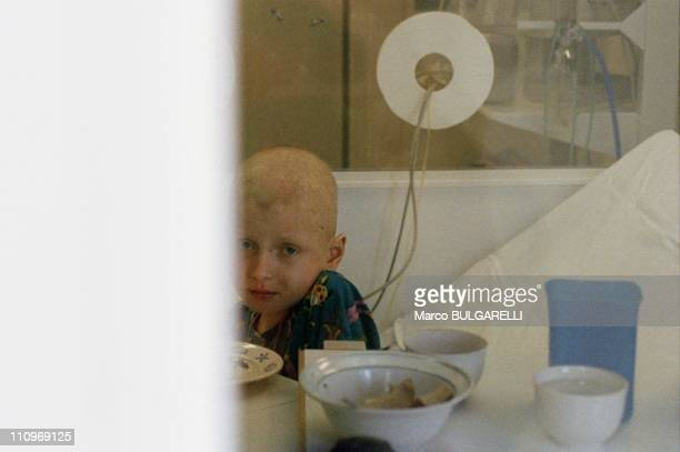 A young cancer victim of the Chernobyl disaster at a hospital in September 2004 in Minsk Belarus Next month sees the 25th anniversary of the world's...