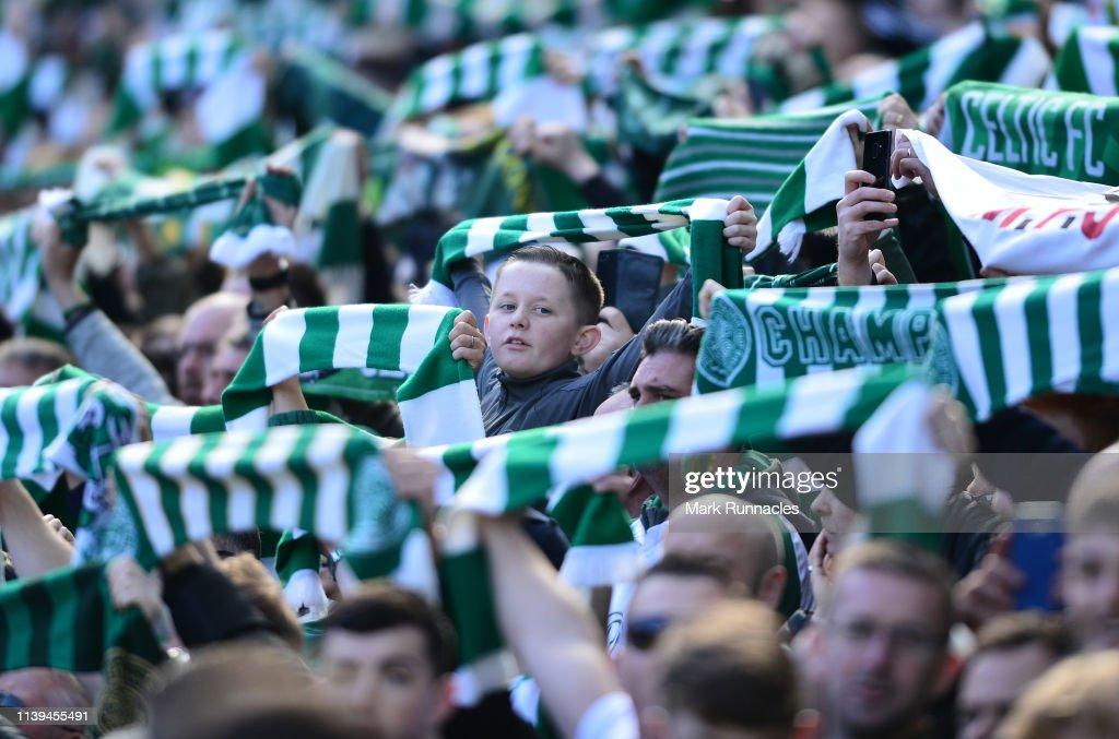 Celtic v Rangers - Ladbrokes Scottish Premiership : News Photo