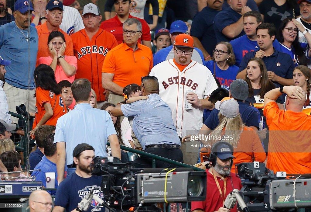 Chicago Cubs v Houston Astros : News Photo