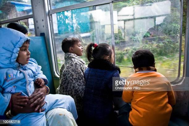 "The Darjeeling Himalayan Railway, nicknamed the ""Toy Train"", is a narrow-gauge railway from Siliguri to Darjeeling in West Bengal, run by the Indian..."
