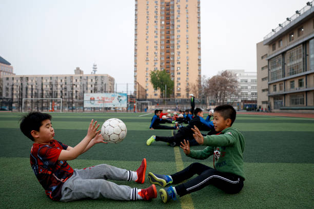 CHN: Daily Life In Beijing