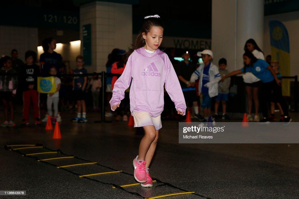 Miami Open 2019 - Day 2 : News Photo