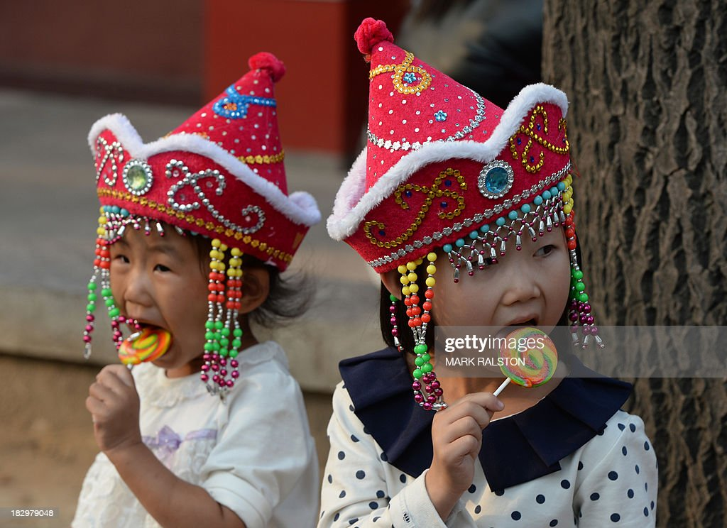 CHINA-TOURISM-SOCIAL : News Photo