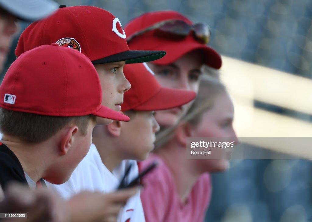 AZ: Chicago White Sox v Cincinnati Reds