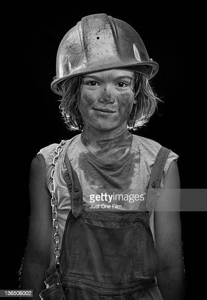 Young Coalminer