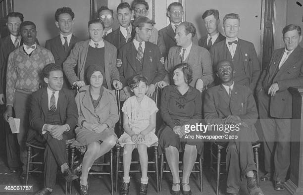 Young Communists League October 12 1929