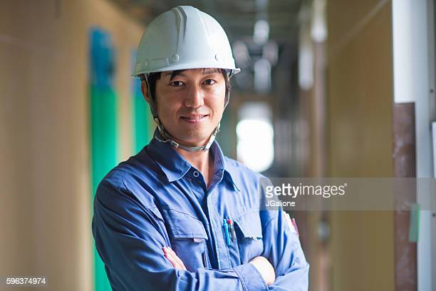 young construction worker - stereotypically working class stock pictures, royalty-free photos & images