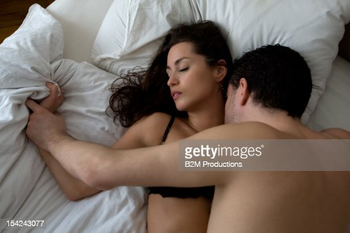 gorls having sex on bed