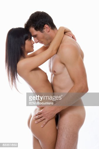 Young Couple Naked Embracing Photo  Getty Images-4332