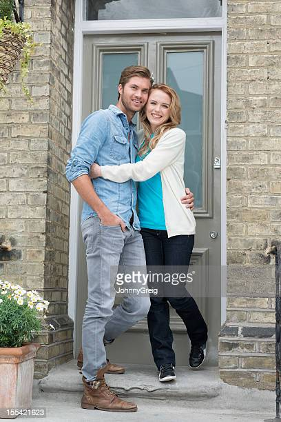 Young Couple - New Home