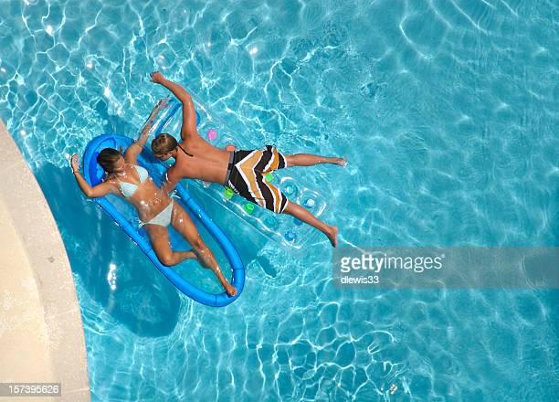 Junges Paar-Urlaub