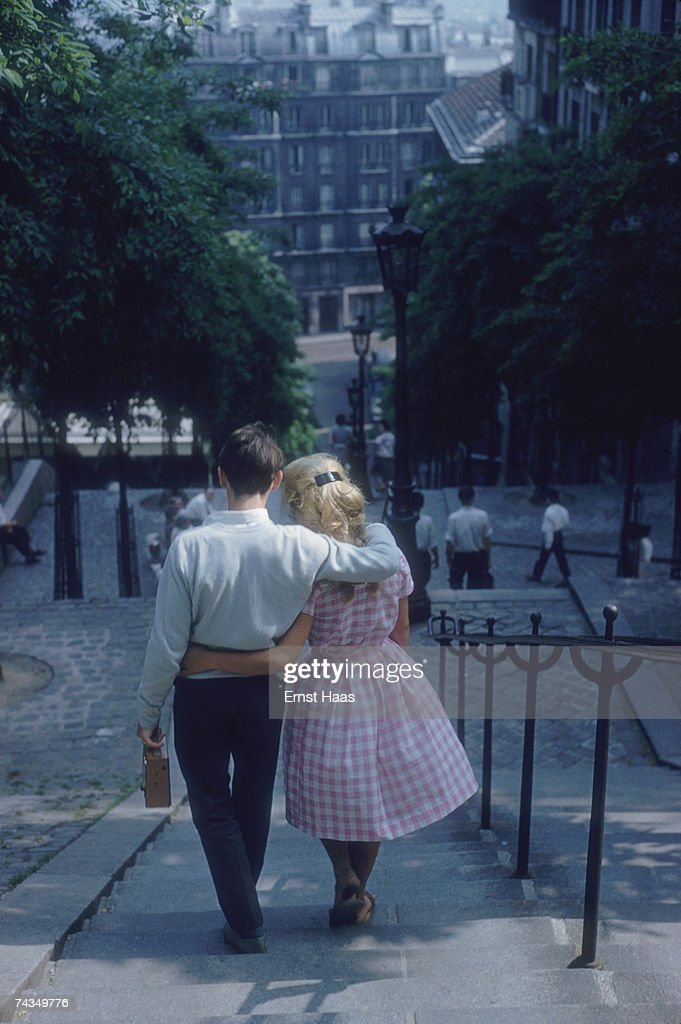 A Delightful Stroll Through Retro Paris