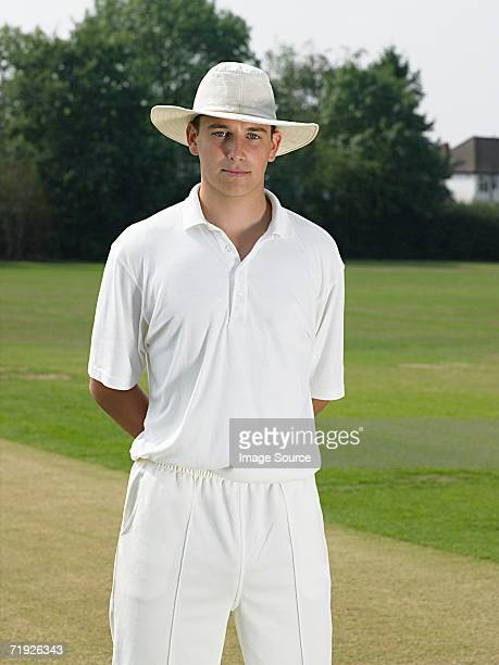 young cricketer - cricket player stock pictures, royalty-free photos & images