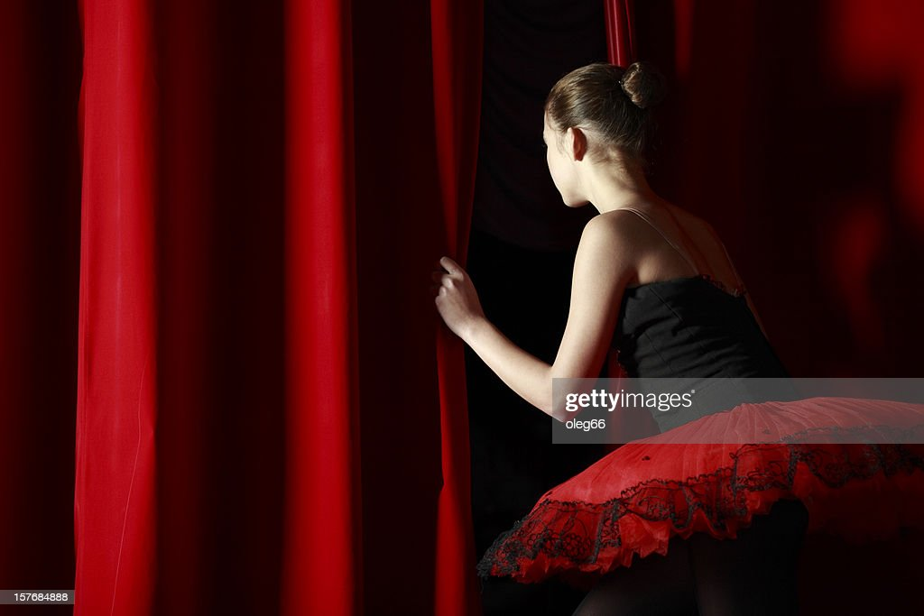 young dancer : Stock Photo