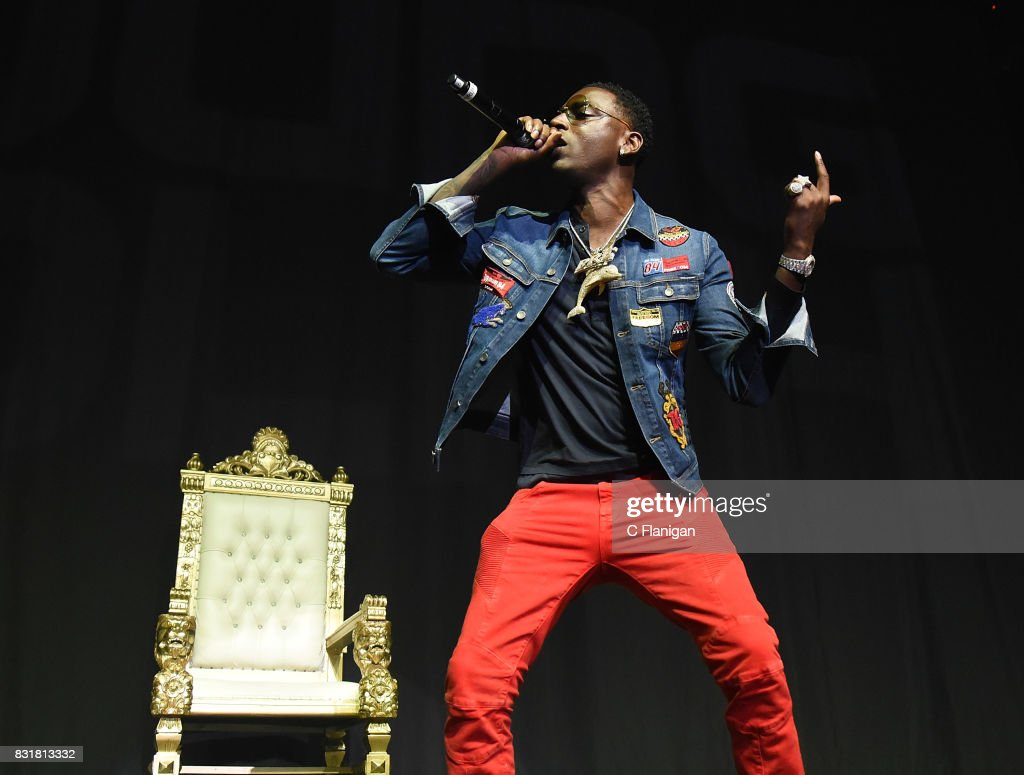 2 Chainz Performs At Fox Theater
